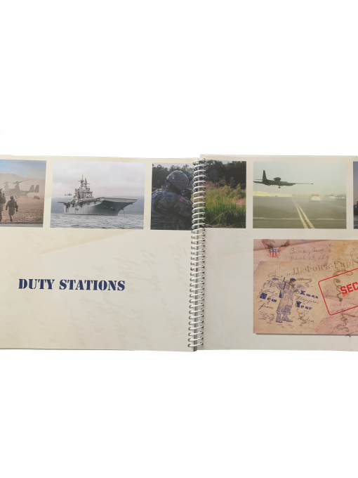 Duty Stations